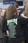 Metallica: Fotos der Death Magnetic-Releaseparty